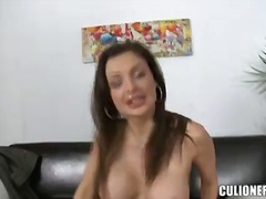 aletta ocean,  pussy, boobs, monster,