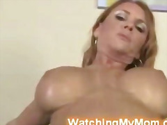 cougar, mom, doggystyle, blowjob,