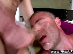 gape, tattoo, gay, condom, anal, dp,