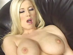 blonde, natural boobs, small tits