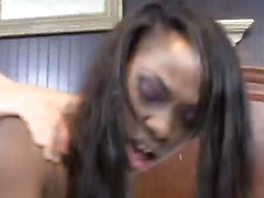Xhamster Movie:Teenyblack sexy black teen int...