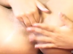 peaches,  mature, tits, fingering,