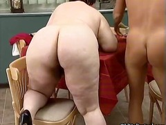 DrTuber Movie:Fat mature woman goes crazy su...