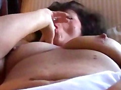 housewife, mom, older, masturbation,