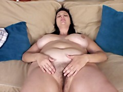 fingering, hairy, milf, masturbation,