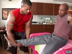 BoyFriendTV - Hot massage for tattoo...