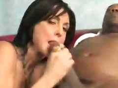 Mom stretched by black  preview