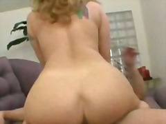 mature, blonde, butt, boobs,