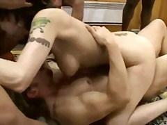 group, double, penetration, dp, anal