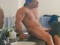 Sexy milf fucked in th... video