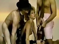 Ginger lynn group sex ... video