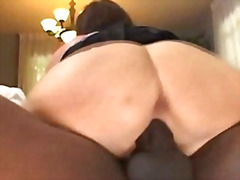 interracia, creampies