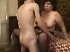 Mature mom sons friend... from H2porn