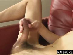 Horny straight hunk tu... video
