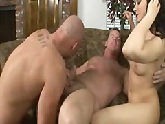 bisexual, handjob, cuckold, threesome