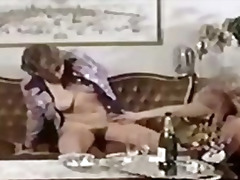 Vintage interracial th... video