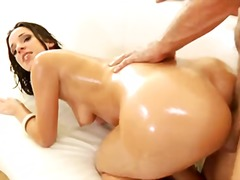 Jada stevens wet ass fuck video