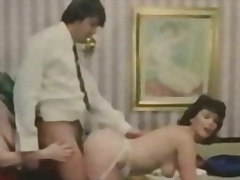 cumshot, tits, pussyfucking, colorful, german, big, underwear, vintage, 3some, climax, retro, pussylicking