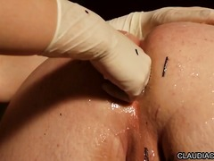 Yobt Movie:French sadism domina candle wa...