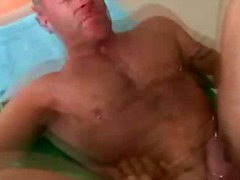 gay, rimjob, gape, tattoo, oil,