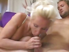 Hot mature shared by hubby