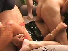 group, wife, amateur, oral, parties,