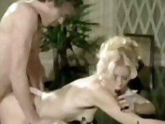 retro, natural, 1970s, cock, dick