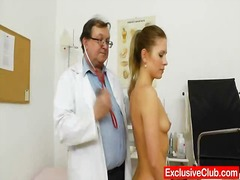 Thin vixen cunt exam preview