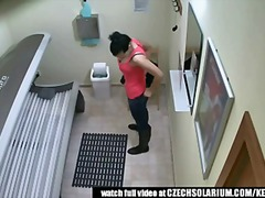 First hidden cam in pu...