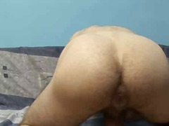 Gay male anal sex with...