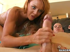 Janet mason is a horny hot