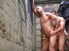 Watch muscley french hot a... - 05:21