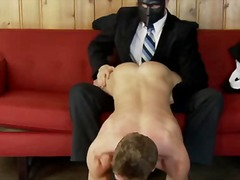 Hot guy gets handjob i...