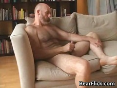 hunk, bear, gay, masturbation