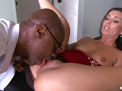 Honey white loves to bang with