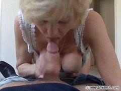 blowjob, housewife, amateur, granny