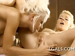Keez Movies Movie:Hot girls strapon playing