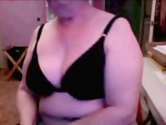 granny, webcam, mature,