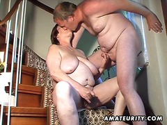 Chubby amateur wife to...