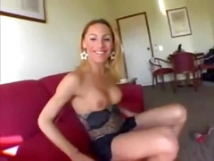 blonde, handjob, monstercock, shemale, titjob, big boobs, cock, milk, small tits, dick, ejaculation, nipples, tits, jerking, solo, busty, stroking, natural boobs, masturbation, penis, big ass, big cock