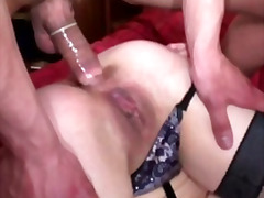 cumshot, tits, babe, takes, horny, anal