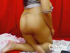 Thumb: Doubledbbw webcam show...