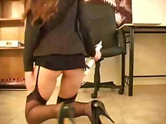 Xhamster - Secretary at work (by tm)
