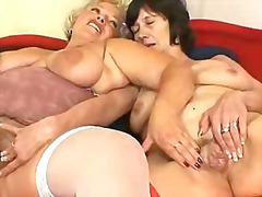 Hirsute amateur wives first time lesb...