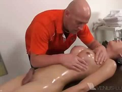 oil, asian, anal, ass, fucking