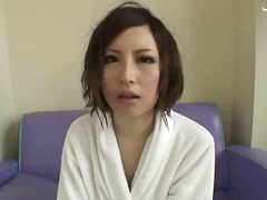 PornoXO - Japanese babe giving h...