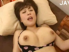 Big boobed asian slut teasing pov