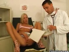 See: Fingering in a clinic