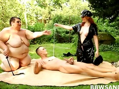 czech, femdom, slave, bbw, fat, threesome, domination, dominatrix, mistress, hardcore