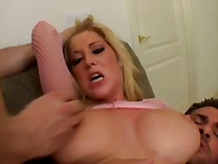 See: Busty blonde brit gets...